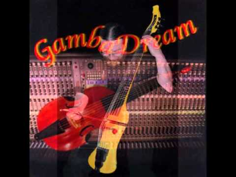 GambaDream - Inner Urge (J. Henderson) - Jay Elfenbein, viola da gamba Travel Video