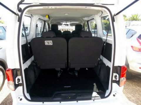 2014 nissan nv200 combi 1 6 visia 7 seater auto for sale. Black Bedroom Furniture Sets. Home Design Ideas