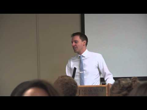 Missouri Sec. of State Jason Kander speaks to Kansas Young Democrats (Part 2)
