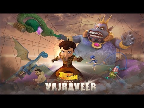 Chhota Bheem  VajraVeer Cartoon Movie || Chota Bheem Full Movie || Chota Bheem Cartoon ||Kidz Please
