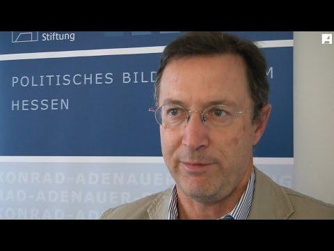 Klaus Scherer - Wiesbadener Tischgespräch