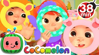 My Sister Song + More Nursery Rhymes & Kids Songs - CoCoMelon