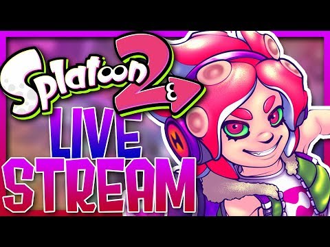 SPLATOON 2 - THE 100K STREAM (Private Battles and more)
