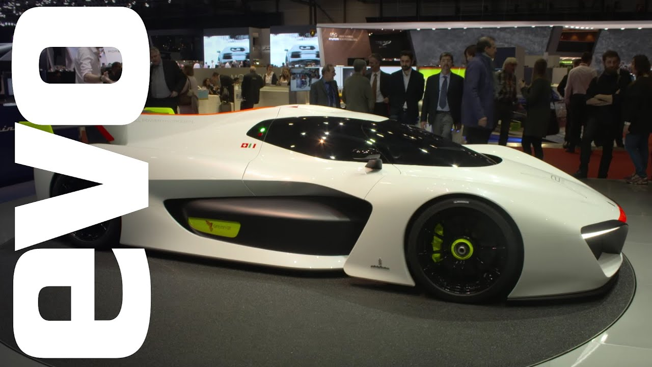 Geneva Motor Show 2016 - all the exciting cars you might have missed ...