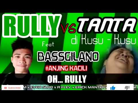 Rully vs tanta di kusu-kusu Song!!!