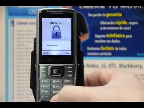 Liberar Samsung L700, desbloquear Samsung L700 de Movistar Movical Net