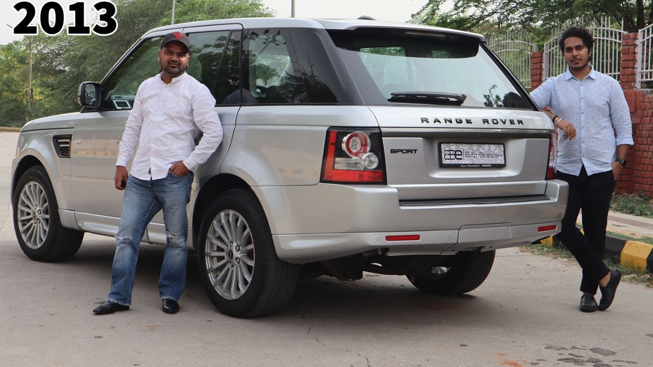 The Legendary SUV Range Rover Sport For Sale In Very Less Price   MCMR
