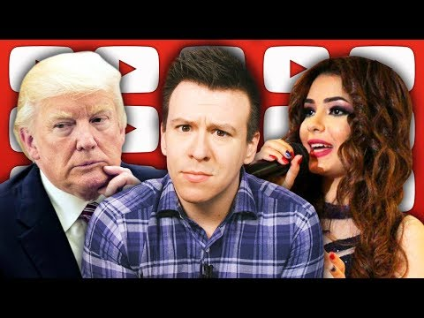 Download Youtube: INSANE! The Shyma Debauchery Controversy Explained, Moore Gets Less, and Keaton's Dad Exposed...