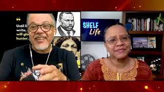 Shelf Life with Author Geoffrey Philp