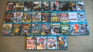 Nintendo Wii U  31 Game Collection