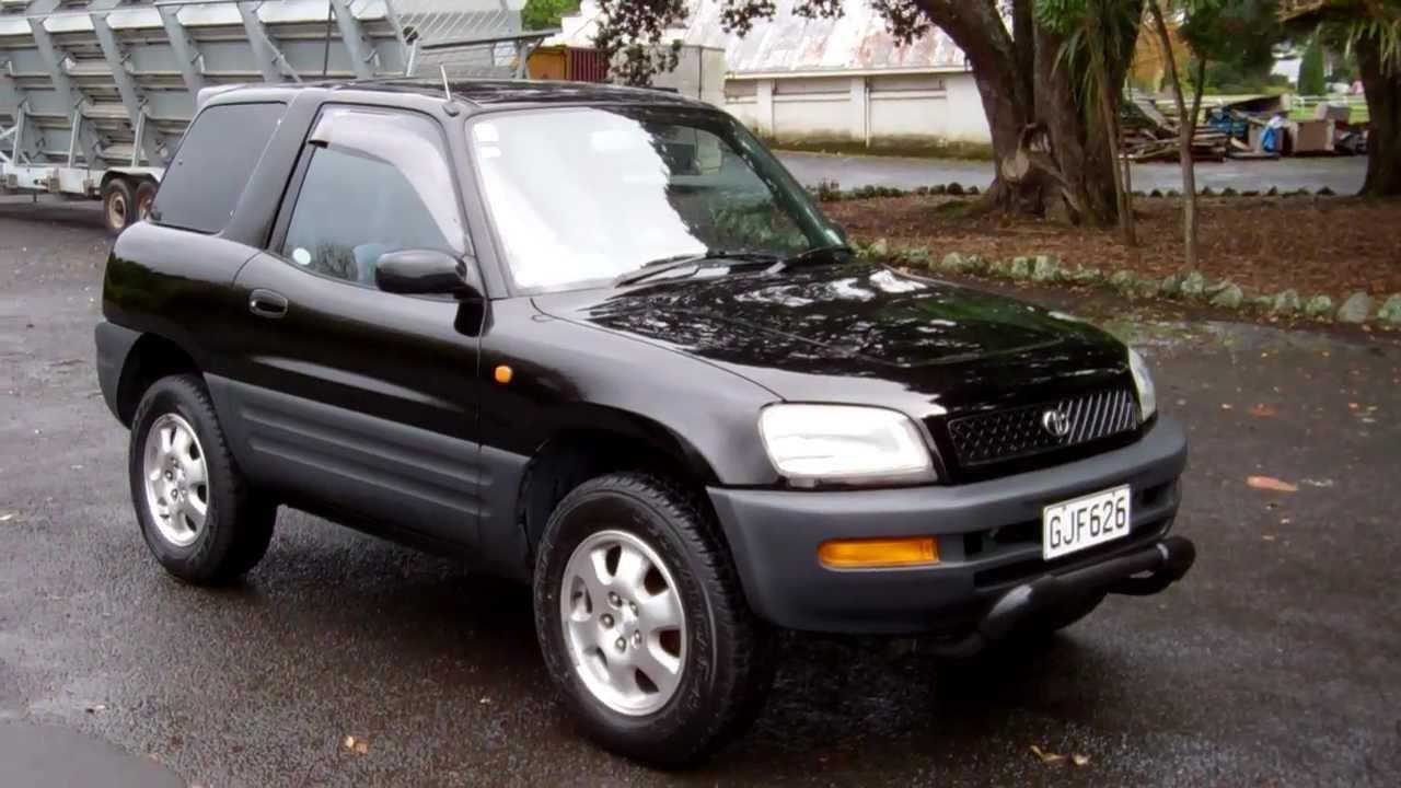 1995 Toyota Rav4 4wd L 1 No Reserve Cash4cars