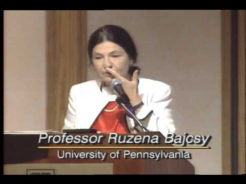 Cooperative Agents - Machine and Human, lecture by Ruzena Bajcsy