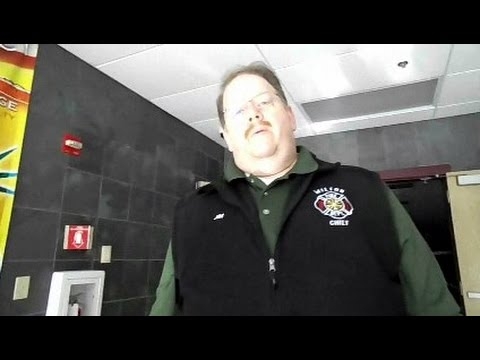 """Wilton, NH: Fire chief promises """"escort"""" which never happens"""