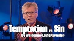 Temptation vs Sin