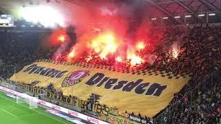 19.10.2018 Dynamo Dresden vs. Wismut Aue