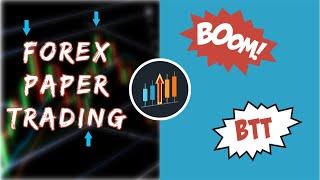 Forex Paper Trading - Jan. 27, 2021