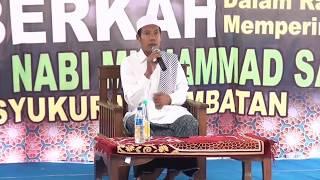 Ceramah K.H. syaiful bahri ( kang baridin ) full