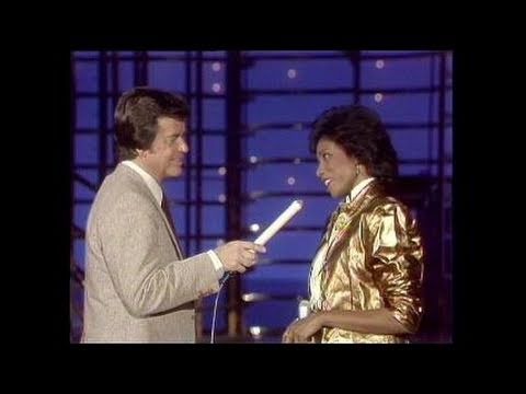 Dick Clark Interviews Syreeta - American Bandstand 1982