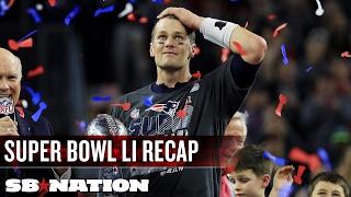 Super Bowl 2017 recap: Tom Brady, Patriots complete greatest comeback or whatever | Uffsides