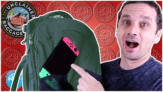 I Bought a Nintendo Switch from UNCLAIMED BAGGAGE - Here's What They Sent