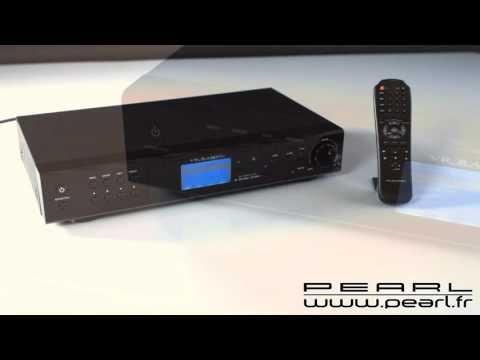 PX1416 - Tuner radio Internet DAB+ / FM