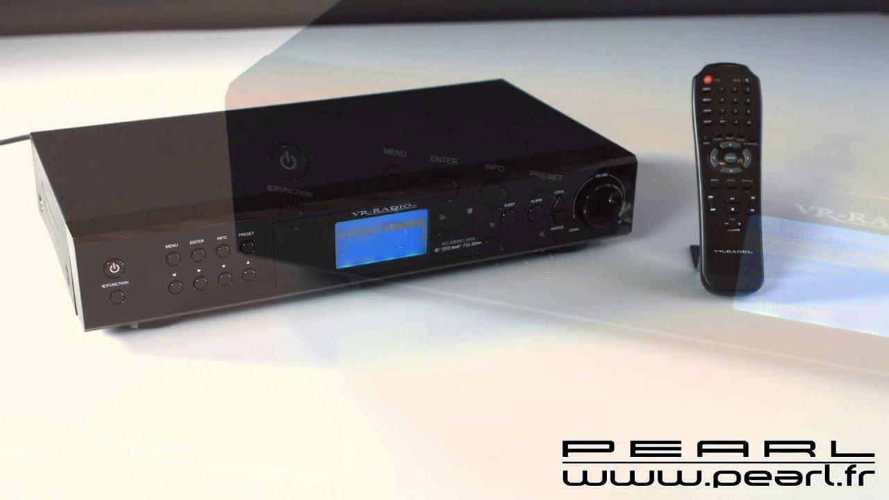 px1416 tuner radio internet dab fm 39 39 irs 820 hifi 39 39 youtube. Black Bedroom Furniture Sets. Home Design Ideas