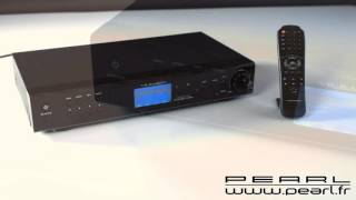 PX1416 - Tuner radio Internet DAB+ / FM ''IRS-820.HiFi''