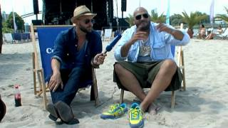 Moses Pelham im King Kamehameha Beach Club bei der HOUSE-Verbot Open Air