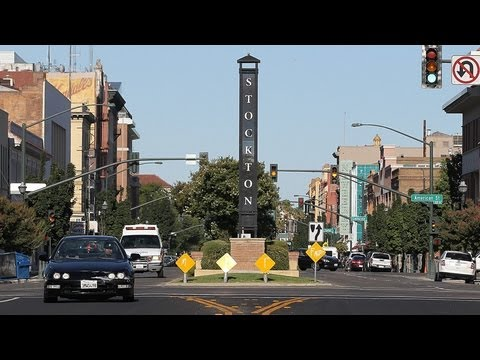 Stockton, Calif. Files for Bankruptcy