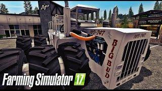 Największe Maszyny Świata! BIG BUD DLC S1E41 | Farming Simulator 17