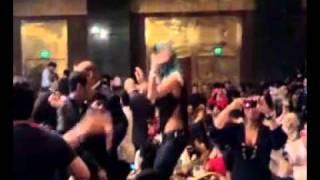 سعودية ترقص في مصر