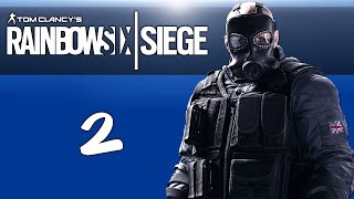 Rainbow Six Siege Beta - (Funny Moments & Fails) Ep.2