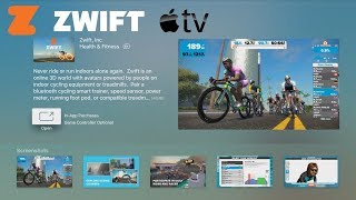 Swift Zwift NEWS FLASH: Apple TV Version Now Available