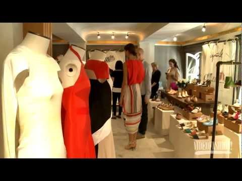 Americans in Paris S/S 2012 - Videofashion