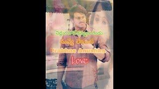 Nidhura pove kannulu Rendu || Love Whatsapp Status || Prabhas 💓 Anushka Love || Love Media