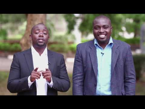 AFRICA JOURNAL WITH EDDY KAVAI AND GEORGE MUTERO