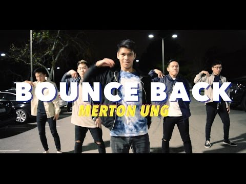 Bounce Back - Big Sean || Merton Ung...