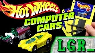 LGR - Hot Wheels Computer Cars Review