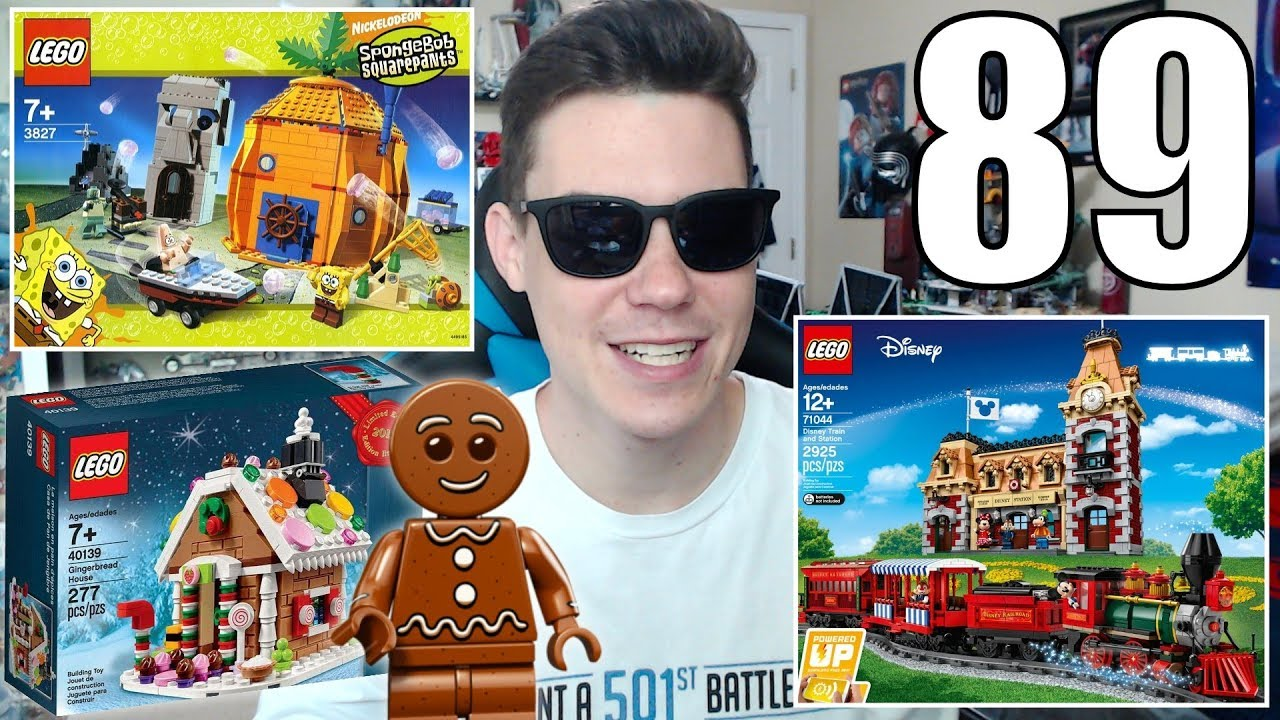 LEGO Gingerbread House Coming? LEGO Prices Increasing? LEGO