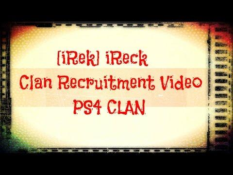Advanced Warfare Clan Recruiting (PS4)