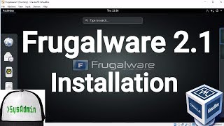 Frugalware Linux 2.1 GNOME Installation + Guest Additions on Oracle VirtualBox [2017]
