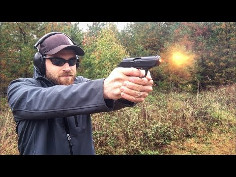Walther PPK/S .22lr First Shots