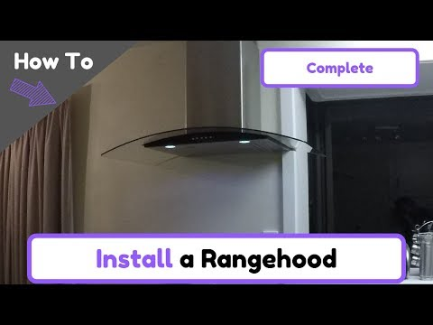 How To Install a Rangehood