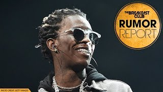 Young Thug Exposed For Cheating By His Fiancée