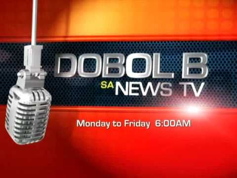 Dobol B sa News TV teaser on GMA News TV