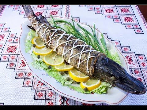Фаршированная рыба пошаговый рецепт с фото Рецепт