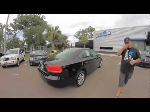 Autoline's 2012 Volkswagen Passat S Walk Around Review Test Drive