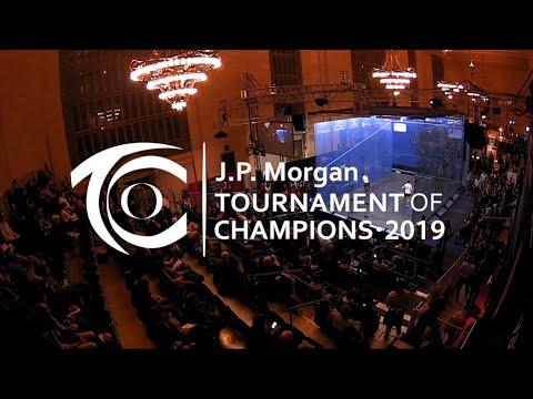 2019 J P  Morgan Tournament of Champions Sizzle