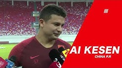 Elkeson: I want to play my part for China PR