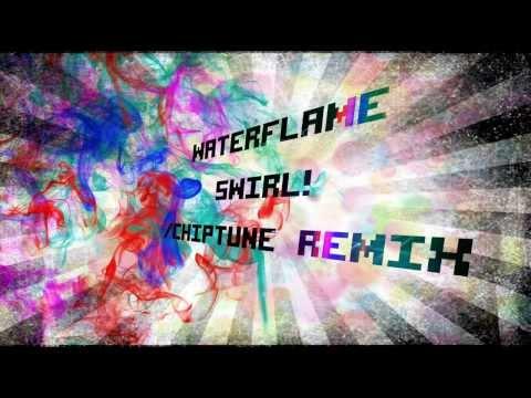 Waterflame - Swirl! [Chiptune Remix]